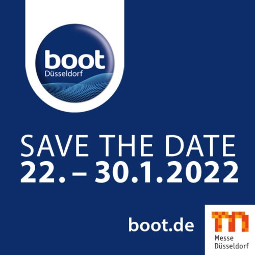 messe boot save the date 2022
